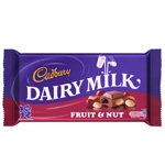 Cadbury Fruit N Nut