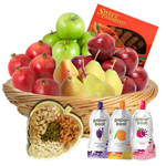Touch of Nature Gift Basket