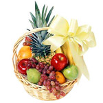 Joyful Nutrition Fresh Fruit Basket