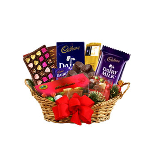Abundance of Wishes Gift Basket