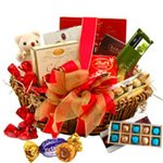 Driven by Love Gift Basket