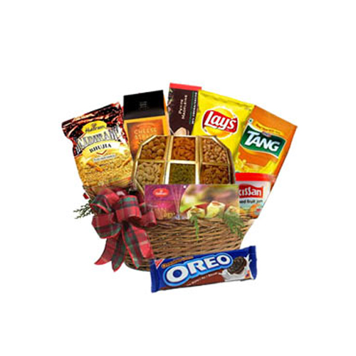 Lets Eat Some Salty Gift Basket