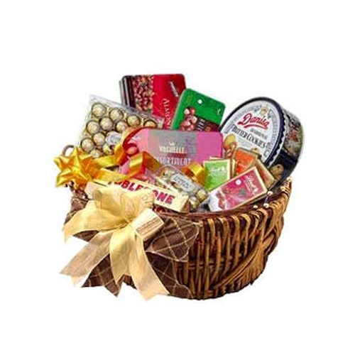 Hint of Good Health Gift Basket