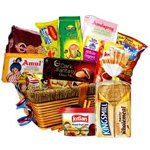 Incomparable Flavors Gift Basket