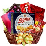 Astounding Choco Delights Gift Basket