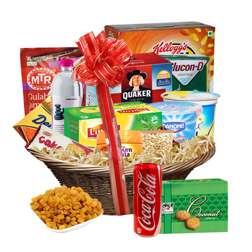 Joy of Celebration Gift Basket