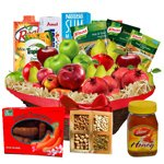 Healthy and Tasty Gift Basket
