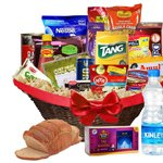 Epitome of Good Taste Gift Basket