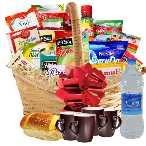 King of Flavor Gift Assortment Basket