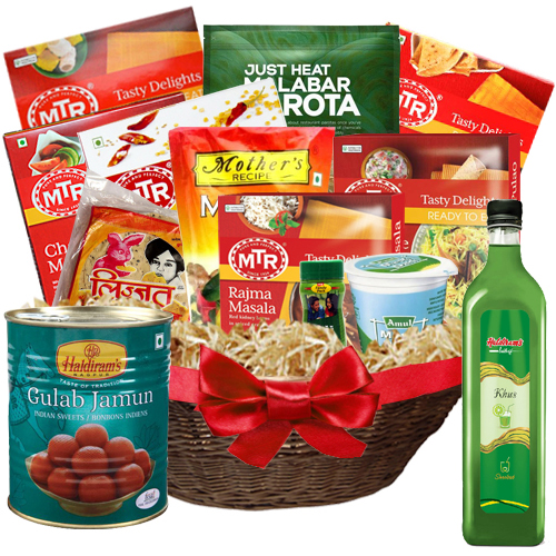 Enchanting Delicacy Gift Basket