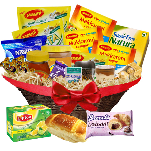 Enigma of Taste Gift Basket Hamper