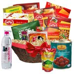 Sweet Touch of Heart Gift Basket