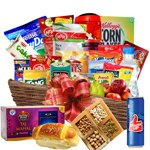 Sweet Taste of Friendship Gift Hamper Basket