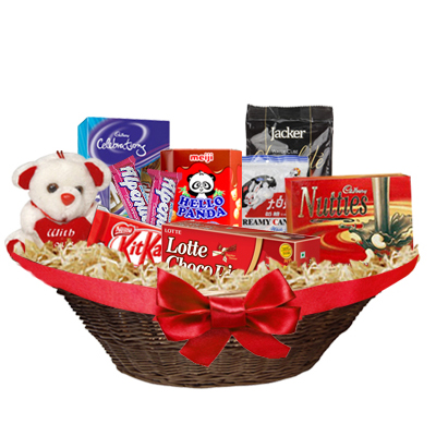 Mouth Watering Delicacy Gift Hamper
